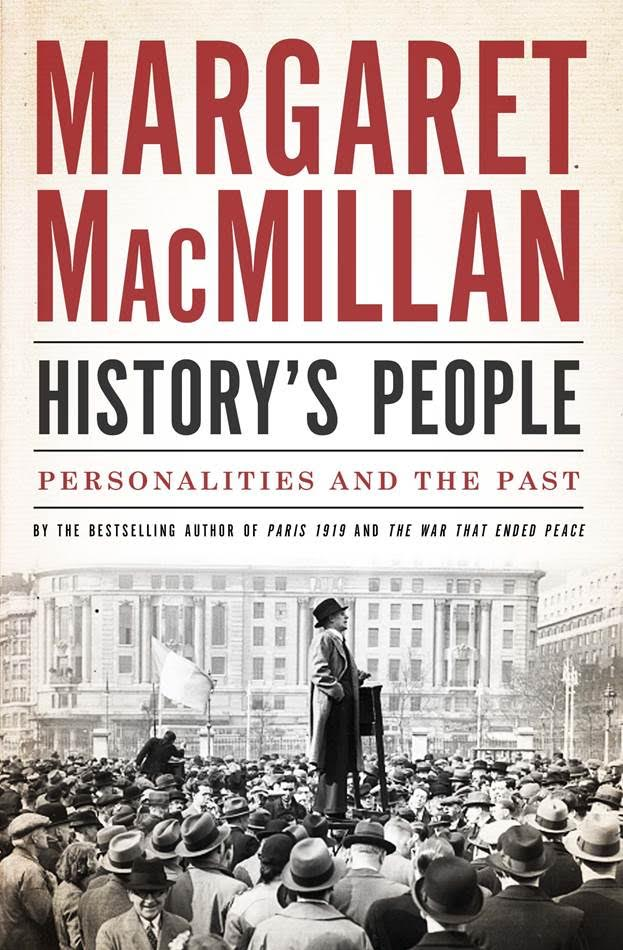 History's People Book Cover
