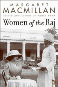 Women of the Raj front cover